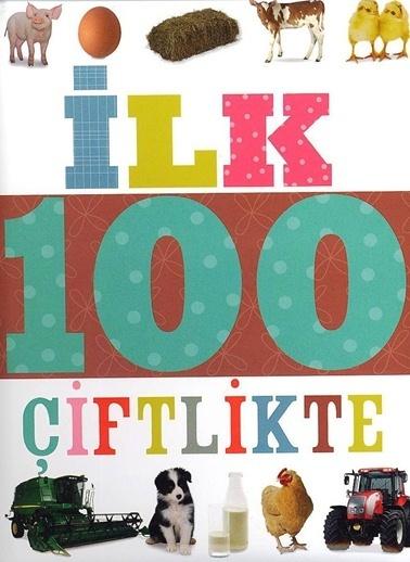 Çiçek Yayıncılık İlk 100 D.-Çiftlik (Küçük Dolgu Kapak) Renkli